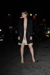 Kate Mara - H&M Fashion Show - Paris Fashion Week, March 2016