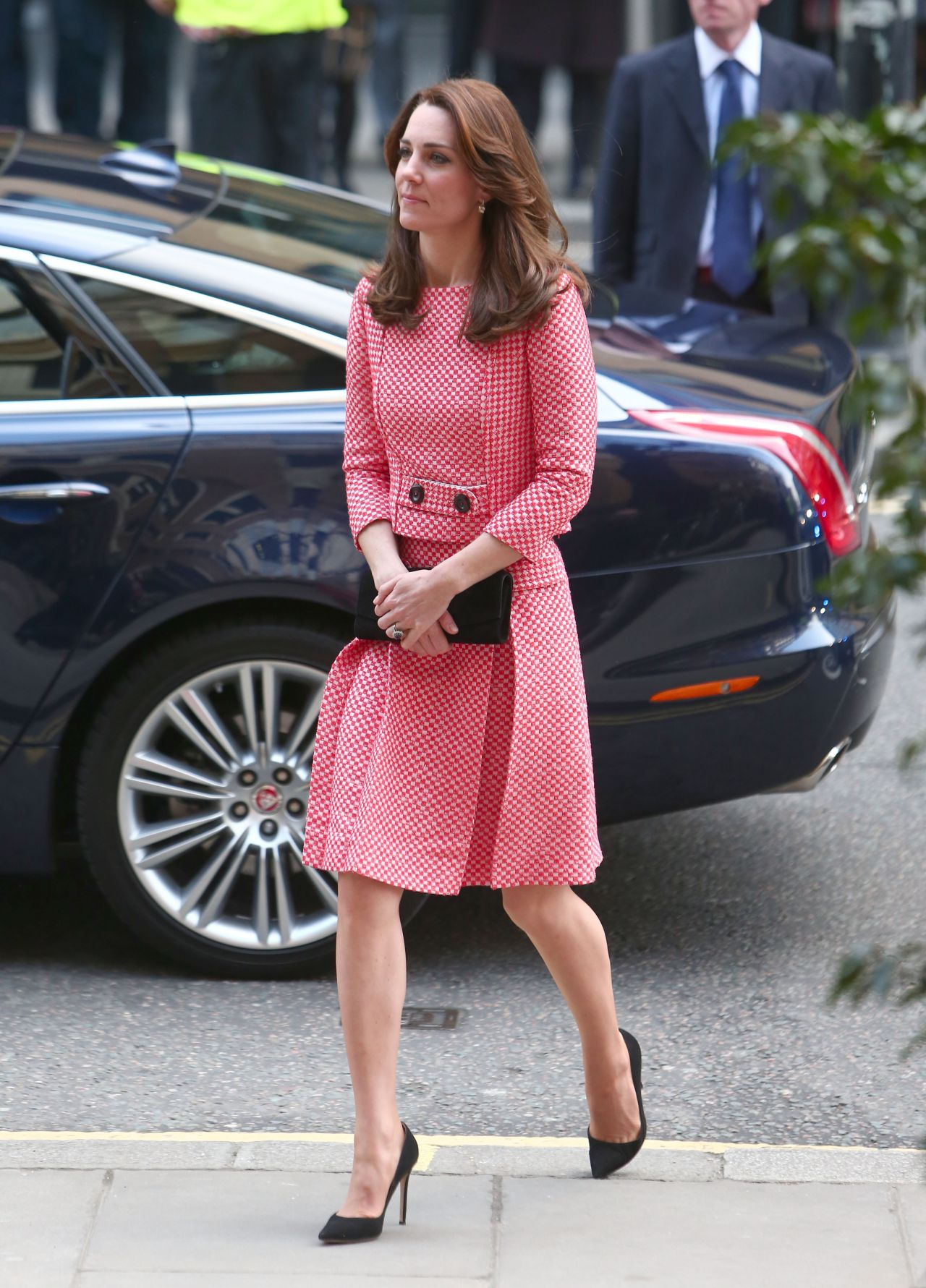 Kate Middleton Visit The Mentoring Programme Of The Xlp Project At London Wall 3 11 2016