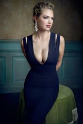 Kate Upton - 2016 Vanity Fair Oscar Party Portrait