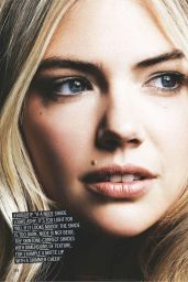 Kate Upton - Glamour Magazine April 2016 Issue