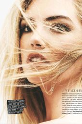 Kate Upton - Glamour Magazine April 2016 Issue