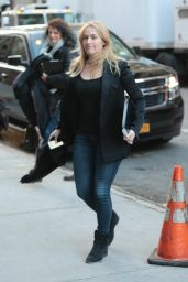 Kate Winslet - Out in NYC 3/1/2016