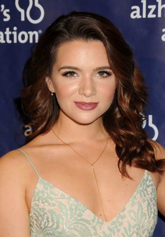 Katie Stevens – 2016 Night At Sardi's Benefit Gala in Beverly Hills