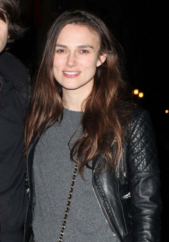 Keira Knightley - Out in New York City, NY February 2016