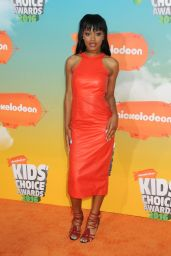 Keke Palmer – 2016 Nickelodeon Kids' Choice Awards in Inglewood, CA