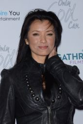 Kelly Hu – 'Only God Can' Premiere in Los Angeles, CA