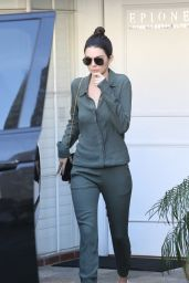 Kendall Jenner at the Epione Dermatology Clinic in Beverly Hills 3/18/2016