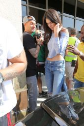 Kendall Jenner – Easter Sunday Service at California Community Church in Agoura Hills - Part II