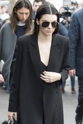 Kendall Jenner - Out in Paris 3/9/2016