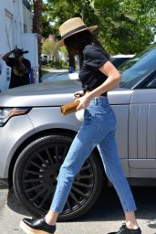 Kendall Jenner - Out in Van Nuys 3/25/2016