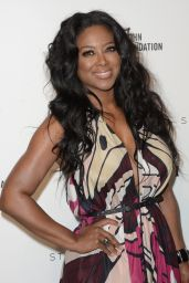 Kenya Moore – 2016 Elton John Academy Awards Viewing Party
