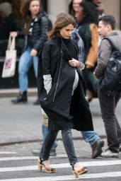 Keri Russell - Out and About in New York City, March 2016