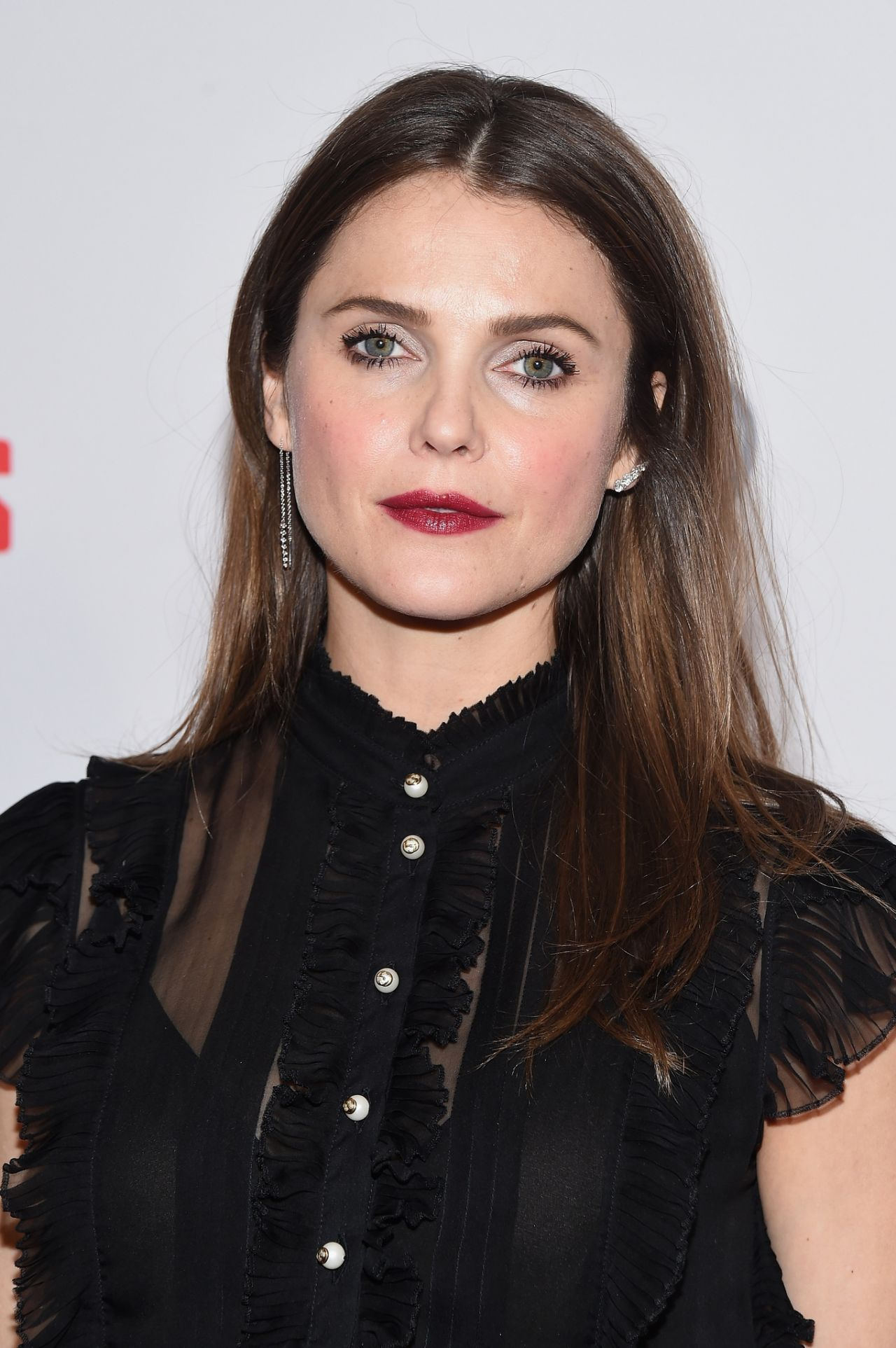 Keri Russell The Americans Season 4 Premiere In New