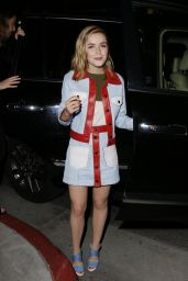 Kiernan Shipka - Fendi Beverly Hills Store Opening in Los Angeles 3/24/2016