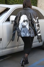Kim Kardashian - Leaving Epione in Beverly Hills 3/17/2016