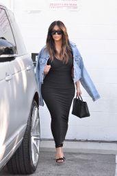 Kim Kardashian - Studio in Van Nuys 3/25/2016