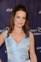 Kimberly Williams-Paisley – 2016 Alzheimer's Association 'A Night at Sardi's' in Beverly Hills