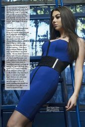 Kira Kosarin - Nation-Alist Magazine March 2016 Issue
