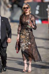 Kirsten Dunst - Arriving to Appear on