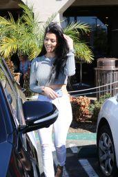 Kourtney Kardashian - Out in Calabasas, CA 2/29/2016