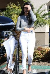 Kourtney Kardashian - Out in Calabasas, CA 2/29/2016