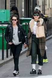 Kristen Stewart - Out in Paris 3/15/2016