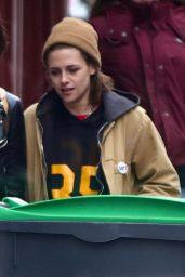 Kristen Stewart - Out in Paris 3/19/2016
