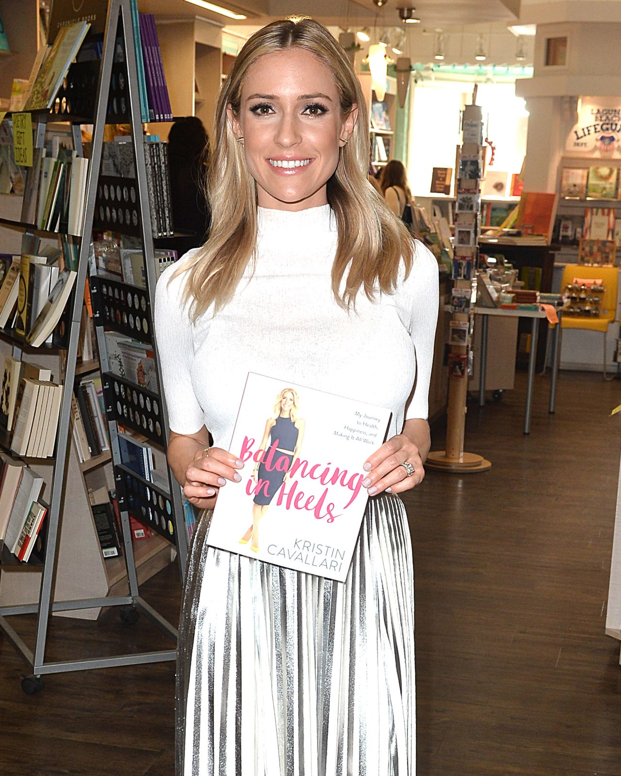 kristin cavallari cookbook - HD 1280×1600