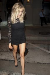 Kristin Cavallari Night Out Style - Leaving Craig