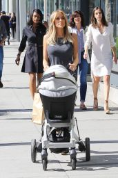 Kristin Cavallari - Stroll Around Town in Beverly Hills 3/22/2016