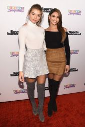 Kyra Santoro - Sports Illustrated & KIZZANG Bracket Challenge Party in NYC 3/14/2016