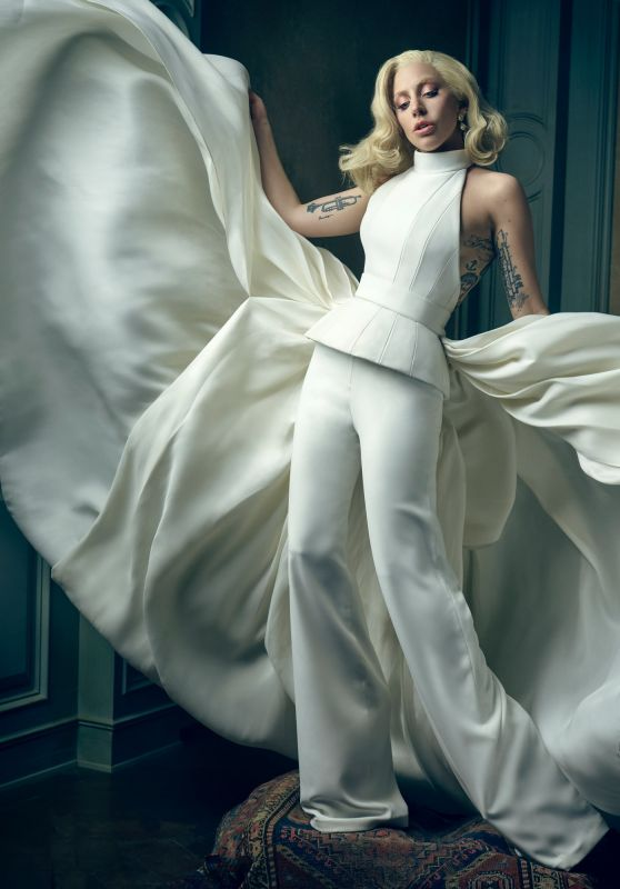 Lady Gaga – 2016 Vanity Fair Oscar Party Portrait