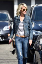 Laeticia Hallyday Looking Trendy - Out in Beverly Hills, March 2016