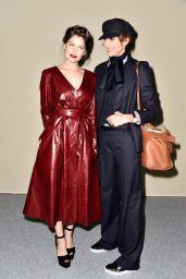 Laetitia Casta - Nina Ricci Fashion Show in Paris, Mrch 2016