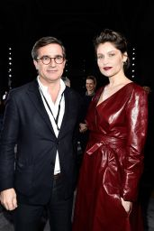 Laetitia Casta - Nina Ricci Fashion Show in Paris, Mrch 2016