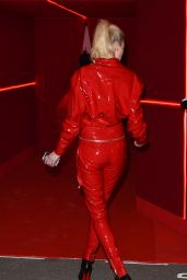 Lara Stone - Red Obsession Party to celebrate L