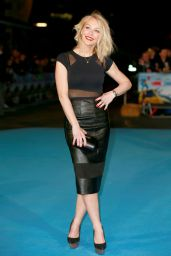 Laura Hamilton – 'Eddie The Eagle' Premiere in London, UK