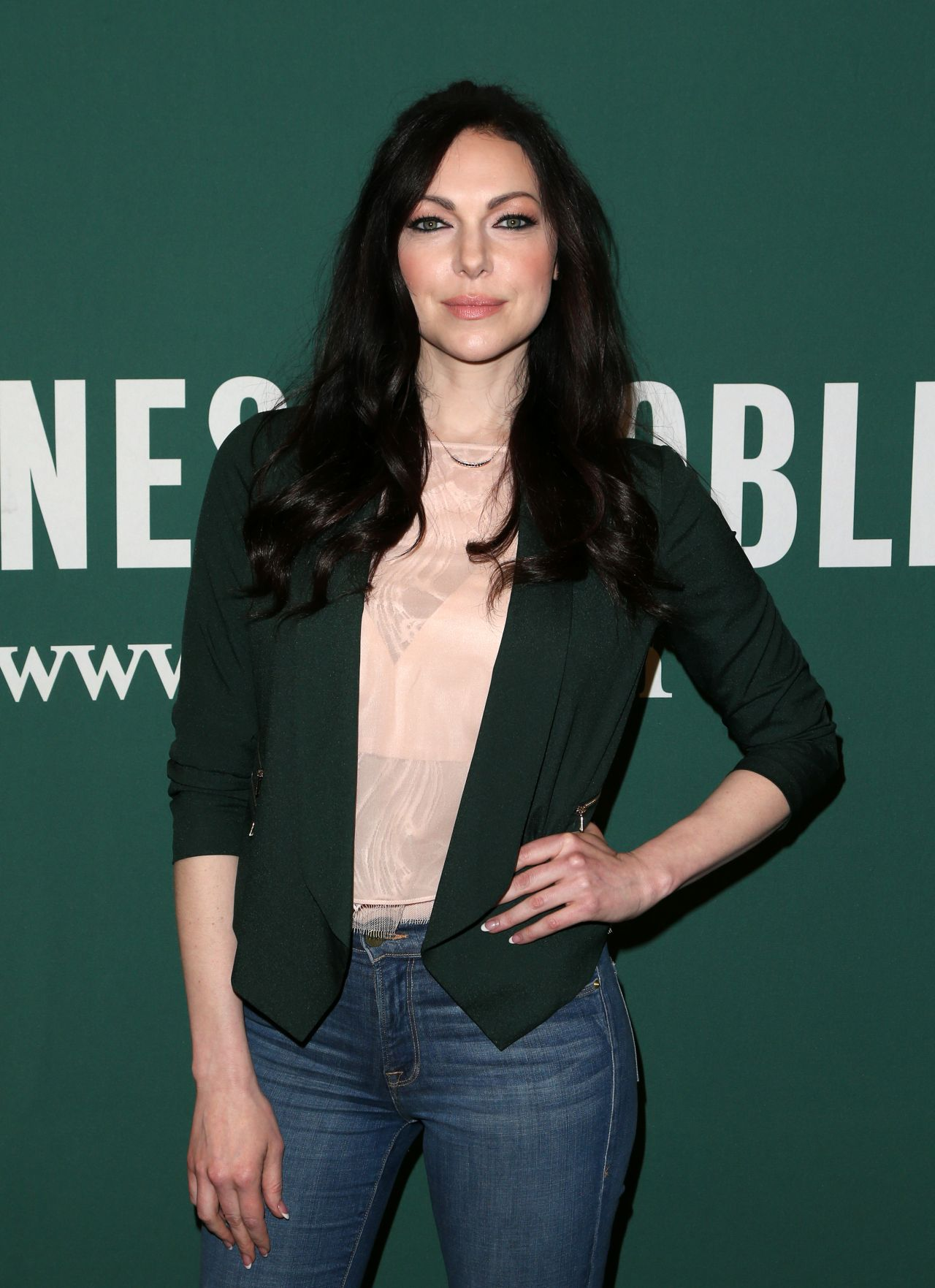 Laura Prepon - Signing of Her New Book at the Barnes ...