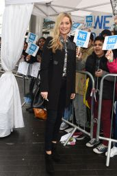 Laura Whitmore – We Day UK 2016 in London, UK 3/9/2016