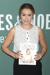 Lauren Conrad Promotes Her New Book