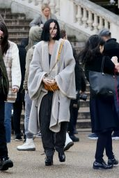 Leigh Lezark at Chloe Show – Paris Fashion Week Womenswear Fall/Winter 2016/2017