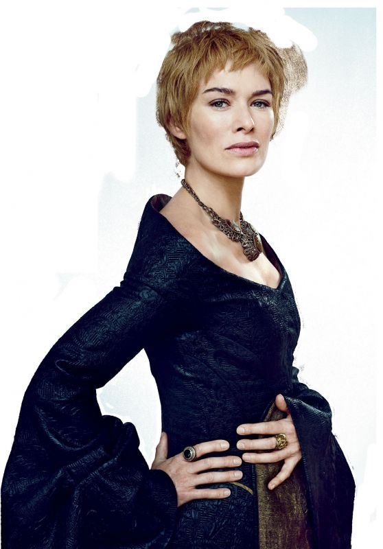 Lena Headey - Entertainment Weekly Magazine April 2016