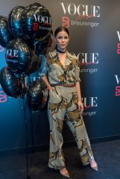 Lena Meyer-Landrut - Vogue Loves Breuninger Event in Stuutgart, Germany 3/18/2016