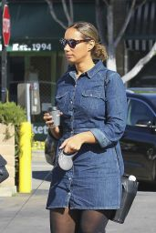 Leona Lewis - Shopping at Madewell in Los Angeles 3/22/2016