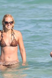 Lilly Becker Shows Off Her Beach Body in Miami, FL 3/26/2016