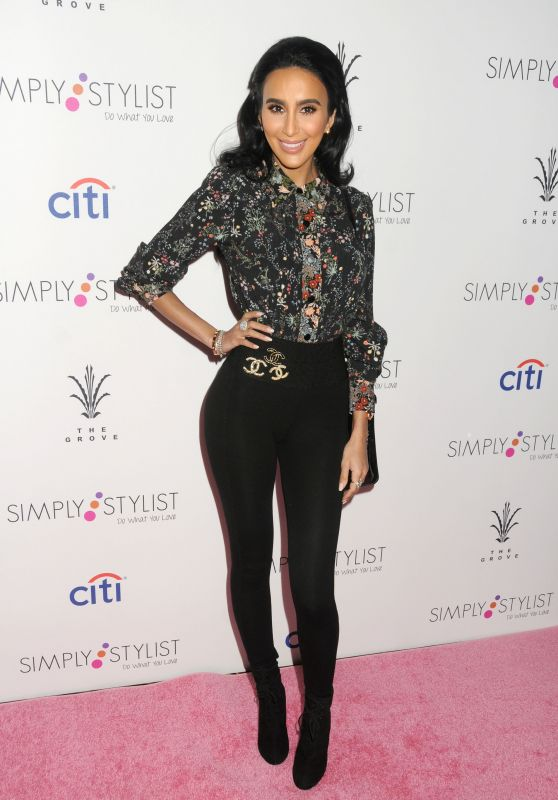 Lilly Ghalichi - Simply Stylist LA Conference in Los Angeles 3/19/2016