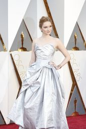 Lily Cole - 2016 Academy Awards in Los Angeles