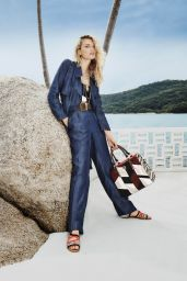 Lily Donaldson - Photoshoot for River Island Spring Summer Campaign 2016