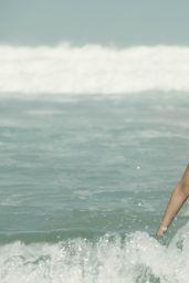 Lily Donaldson - Zimmermann Spring Summer Swim Campaign 2016