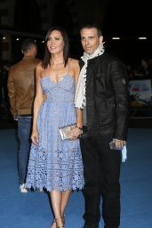Linzi Stoppard – 'Eddie The Eagle' Premiere in London, UK